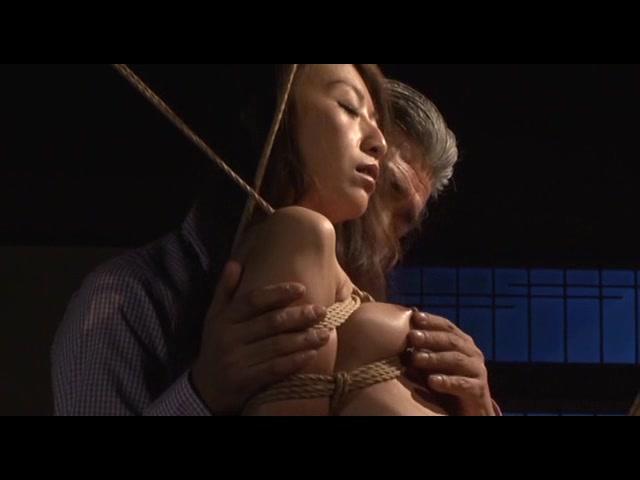 SM義父と嫁 禁断の縄奴隷