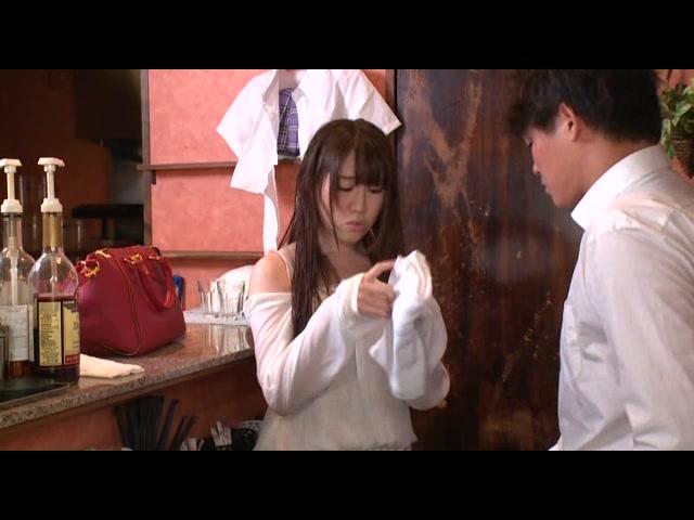 猥褻おっぱいカフェ 木南日菜