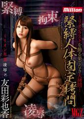 緊縛人体固定拷問 友田彩...