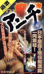 アンチ21人痴漢DVDD...